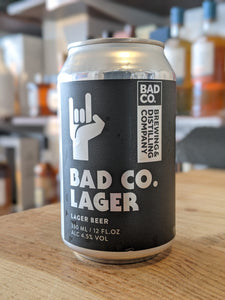 Bad Co Lager