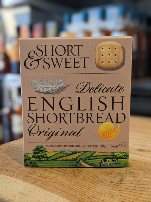 Artisan Biscuits Short & Sweet Originals 100g