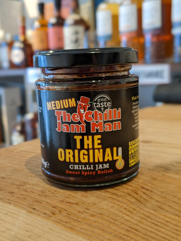 The Original Chilli Jam 200g