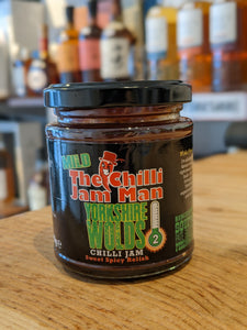 Yorkshire Wolds Chilli Jam 200g