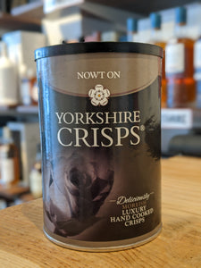 Yorkshire Crisps Nowt On (No Salt) 100g