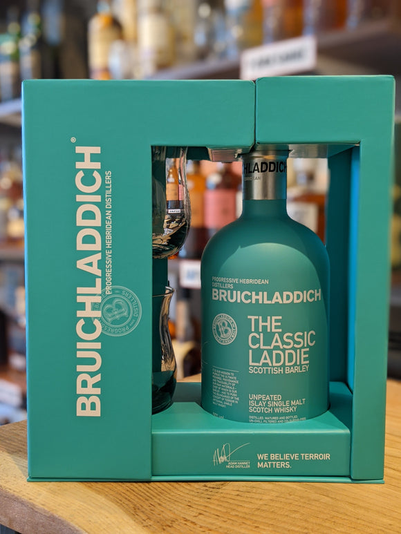 Bruichladdich The Classic Laddie Gift Set