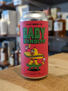 Play Brew Baby Bandito Pale