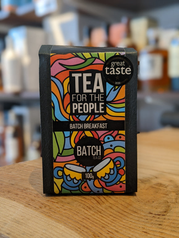Batch Breakfast Loose Leaf Tea 100g