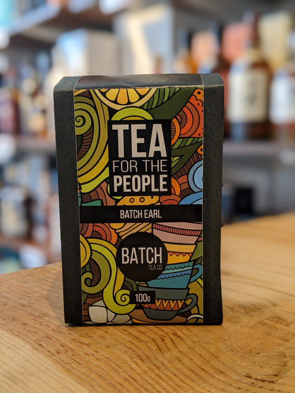 Batch Earl Grey Loose Leaf Tea 100g