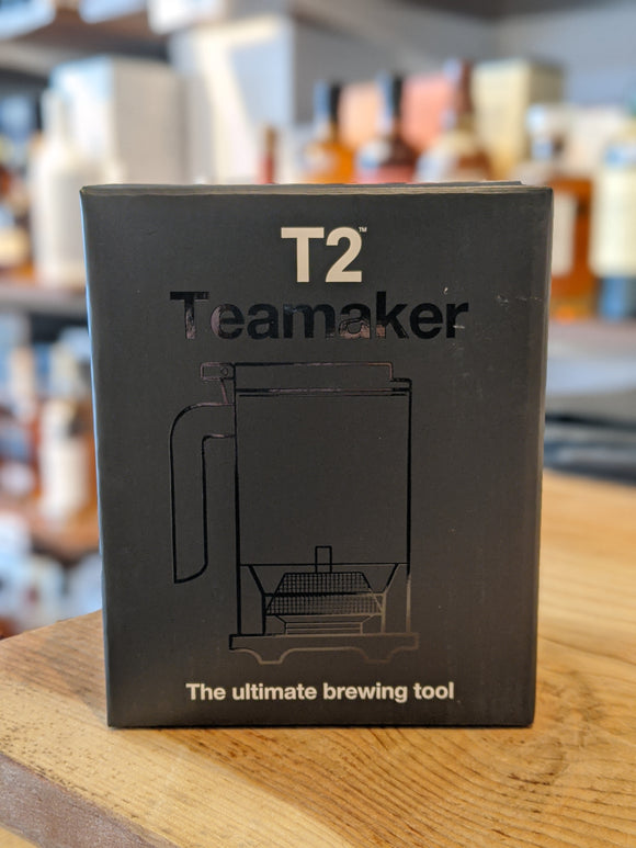 T2 Teamaker - Opaque Black
