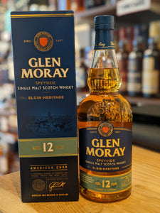 Glen Moray 12 YO – Elgin Heritage