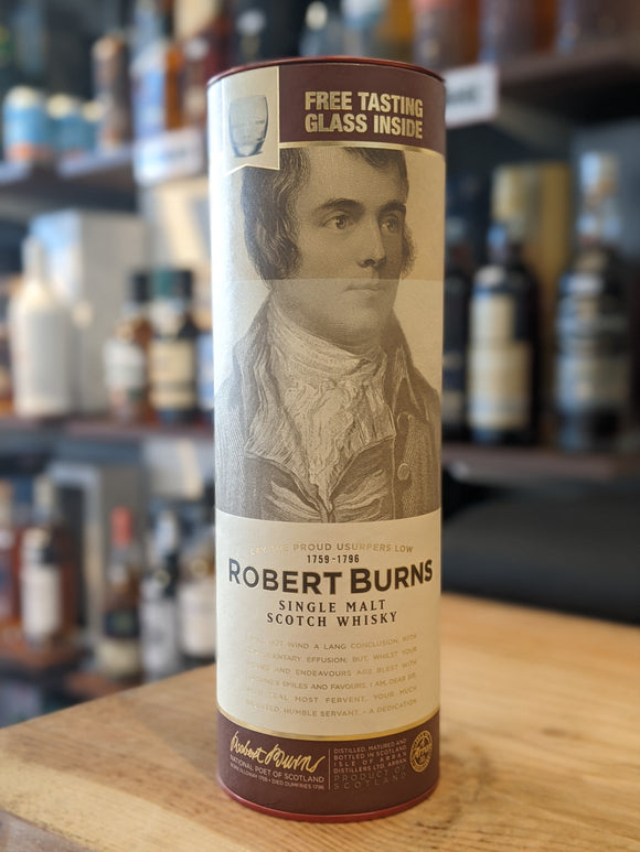 Arran Robert Burns Gift Pack