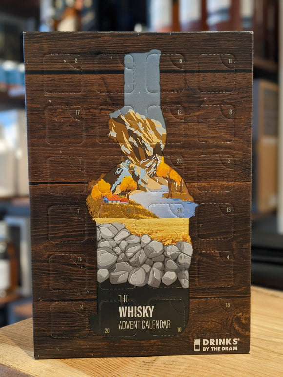 Drinks By The Dram Whisky Explorer Advent Calendar