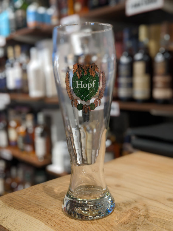 Hopf Pint Glass