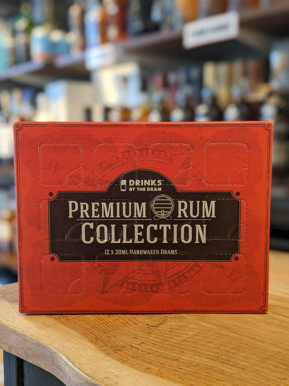 Drinks by the Dram Premium Rum Collection