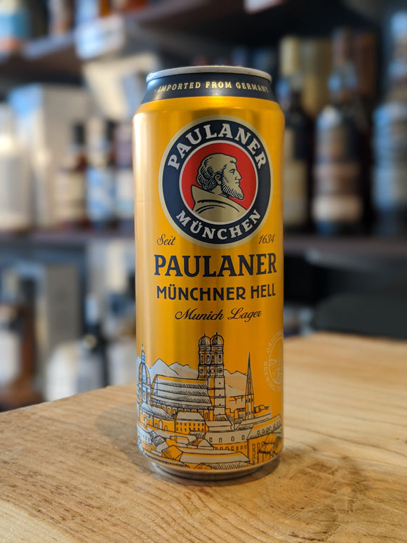 Paulaner Munich Lager CANS