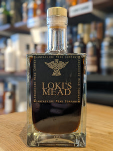 Loki's Spiced Mead