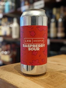 LHG Raspberry Sour