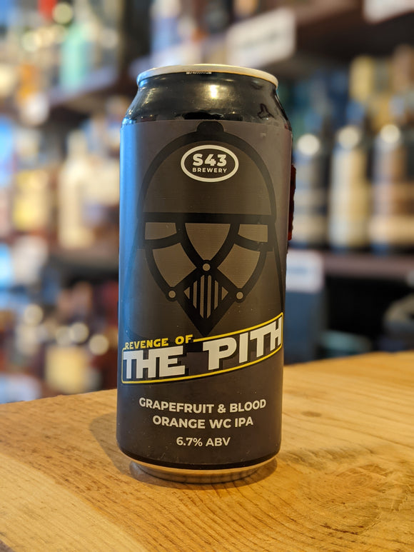 S43 Revenge of the Pith IPA