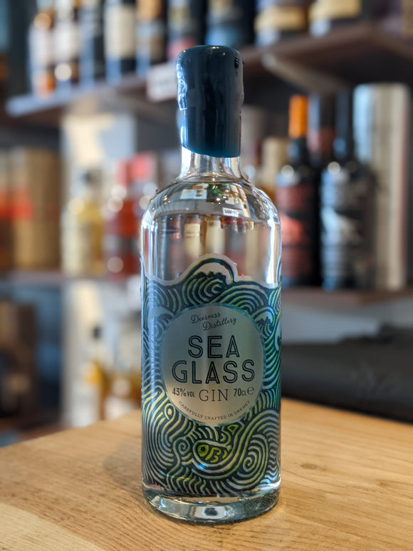 Deerness Distillery Sea Glass Gin