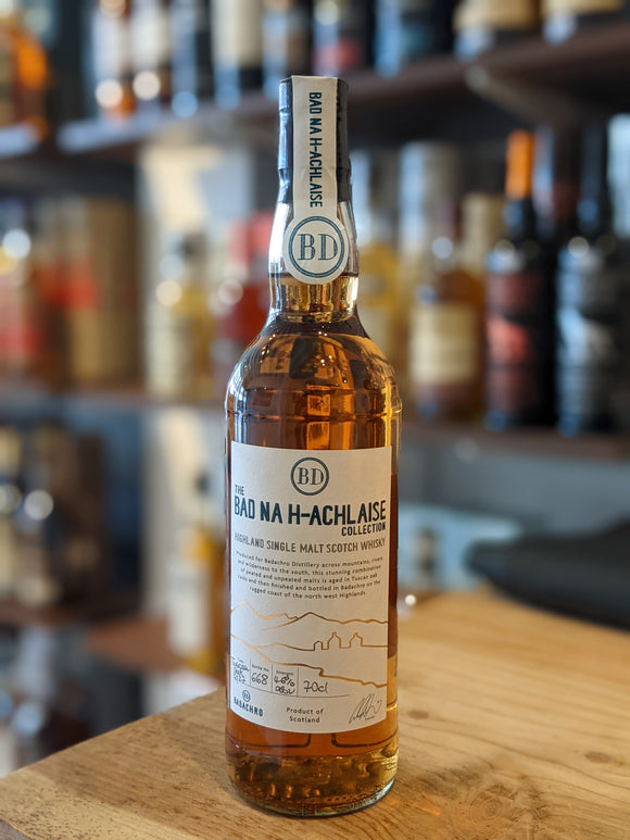 Badachro Bad na A-chlaise Highland Single Malt