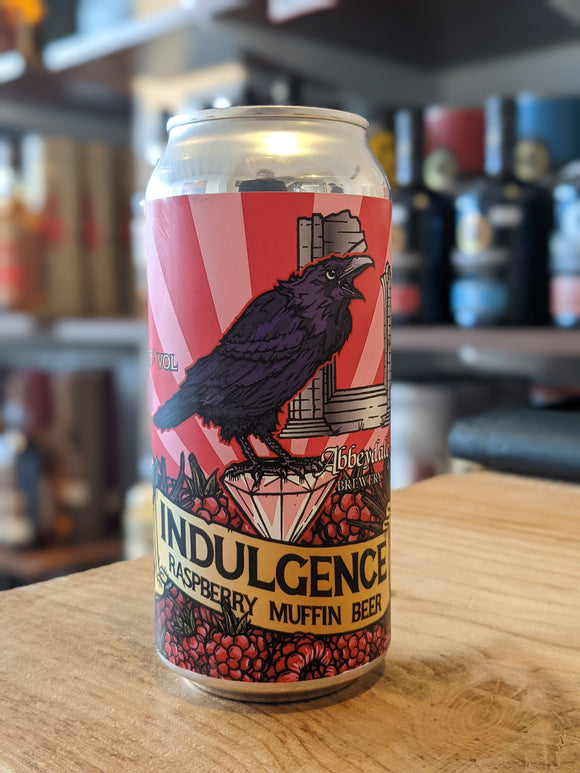 Abbeydale Indulgence Raspberry Muffin Pale