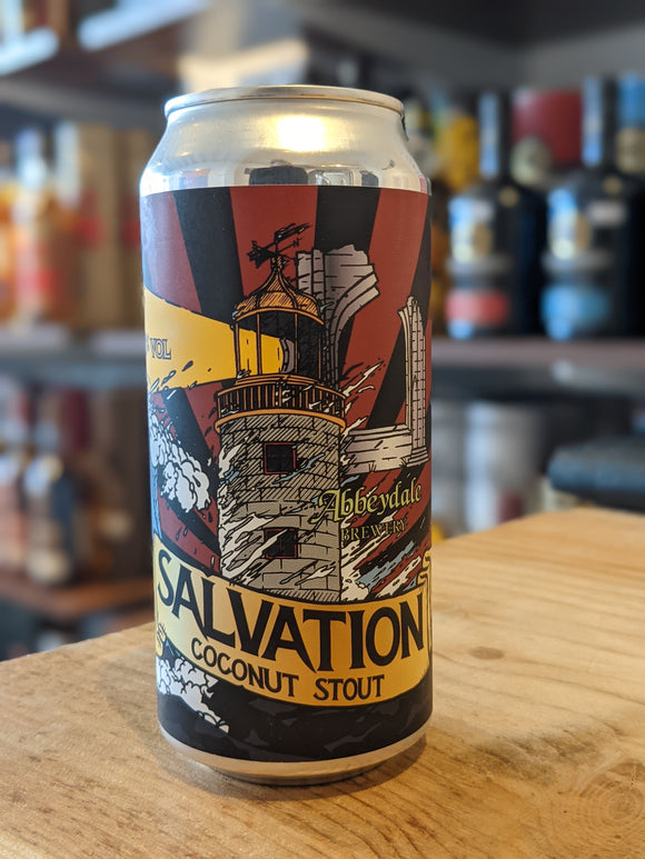 Abbeydale Salvation Coconut Stout