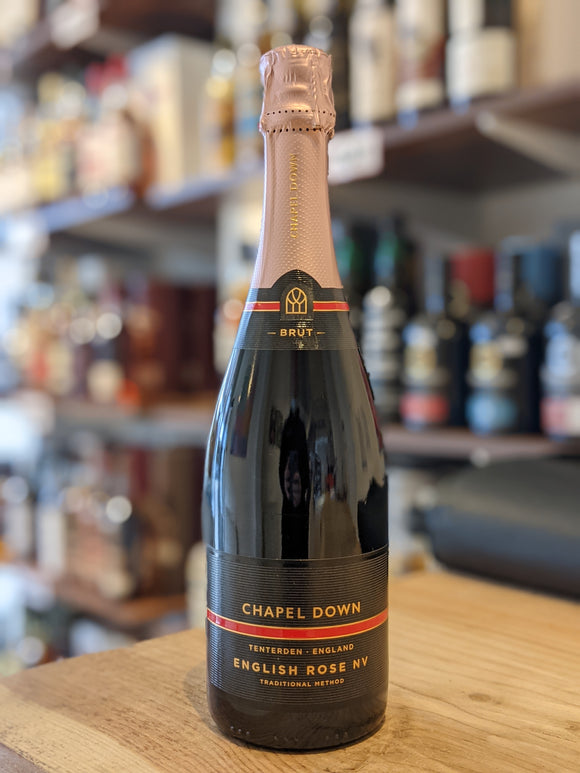 Chapel Down English Sparkling Rose