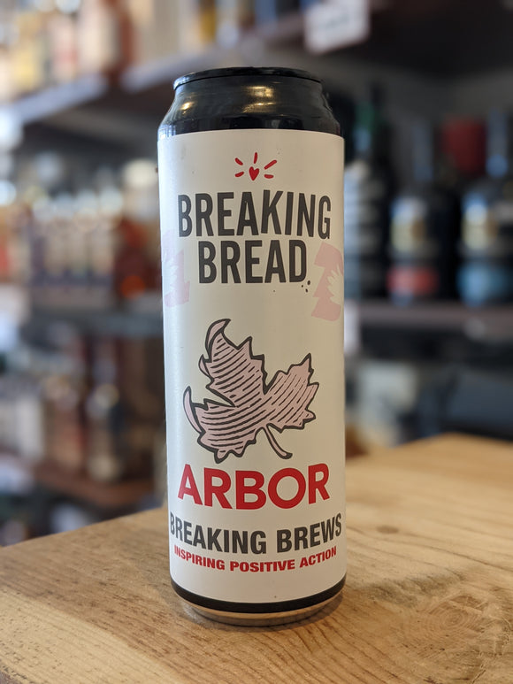 Arbor Breaking Brews Session IPA