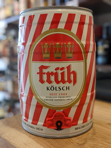 Früh Kölsch 5L Party Cans