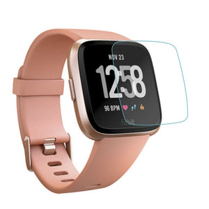 Fitbit Versa | Tempered Glass Screen Protective Film - GoStraps.com