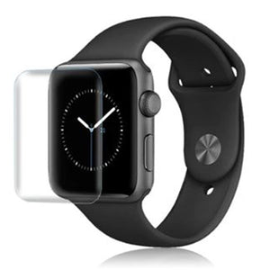 Apple Watch Series | 3D Anti-Shock TPU Screen Protector - GoStraps.com