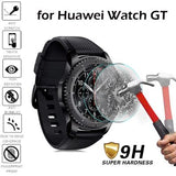 Huawei Watch GT | Scratch-Resistant Tempered Glass Screen Protector - GoStraps.com