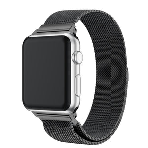 Apple Watch Series | Milanese Mesh Magnetic Strap - GoStraps.com
