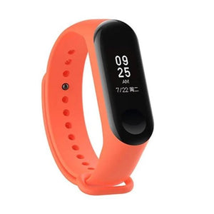 Xiaomi Mi Band 3 | Jelly Color Sports Silicone Strap - GoStraps.com