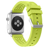 Apple Watch Series | Dual Colors Silicone Strap - GoStraps.com