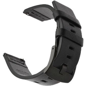 Garmin Vivoactive 3 | Italy Oil Genuine Leather Watch Strap - GoStraps.com