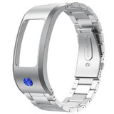 Garmin Vivofit 2 | Stainless Steel Watch Strap - GoStraps.com
