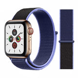 Apple Watch Series | Sports Loop Nylon Band - Duo-Tone Series - GoStraps.com