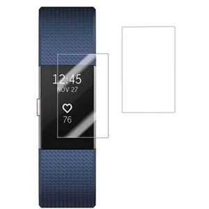 Fitbit Charge 2 | Anti-Scratch TPU Screen Protector - GoStraps.com