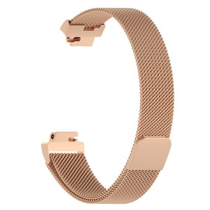 Fitbit Inspire HR | Milanese Mesh Strap - GoStraps.com