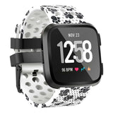 Fitbit Versa Lite | Ultra-Fresh Series Patterned Strap - GoStraps.com