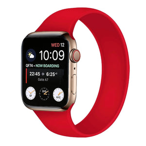Apple Watch Series | Single Solo Loop Band Strap
