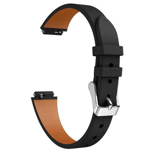 Fitbit Inspire HR | Leather Watch Strap - GoStraps.com