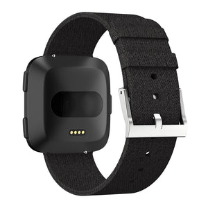 Fitbit Versa 2 | Classic Woven Band - GoStraps.com