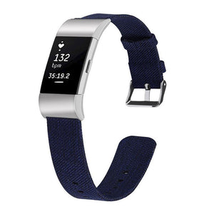 Fitbit Charge 2 | Woven Canvas Strap - GoStraps.com