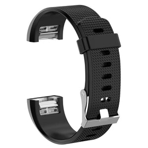 Fitbit Charge 2 | Silicone Classic Band Strap - GoStraps.com
