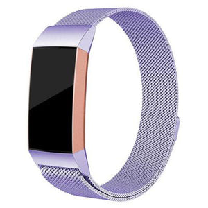 Fitbit Charge 3 | Milanese Mesh Strap - GoStraps.com