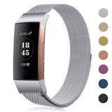 Fitbit Charge 4 / Charge 3 SE / Charge 3 | Milanese Mesh Strap - GoStraps.com