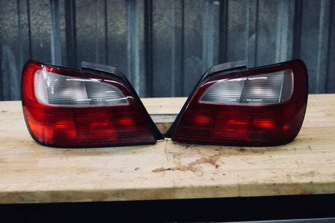 Subaru Impreza WRX STI Version 7 Taillights | 2002-2003