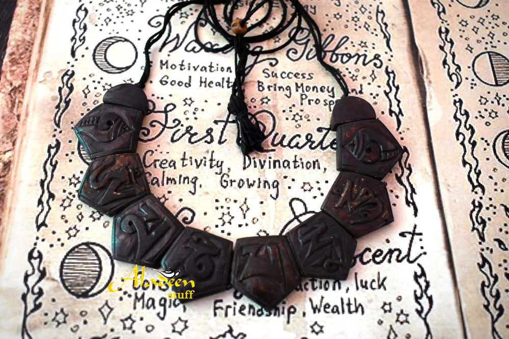 100x Power Aghori Kali Ashta Siddhi Necklace Obtain 8 Occult