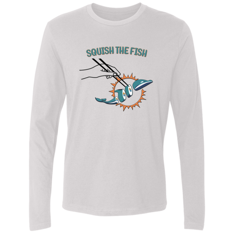 Squish the Fish Long Sleeve