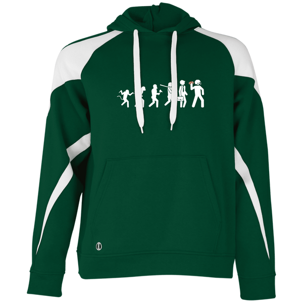 Evolution of Football Hoodie