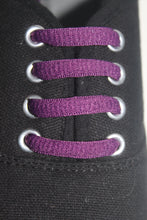 Load image into Gallery viewer, Plain Colour Oval 110cm Shoelaces